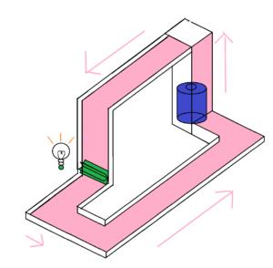 回路のイメージ図①