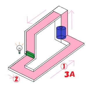 回路のイメージ図⑤