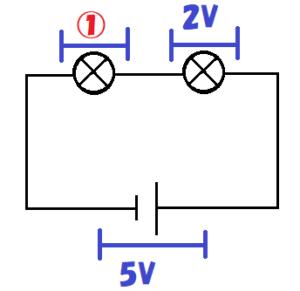 直列回路②-5