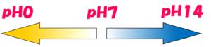pHの変化