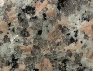 花こう岩の拡大写真