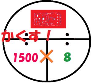 距離を求める式3