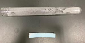塩化コバルト紙1