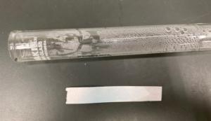 塩化コバルト紙2